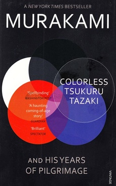 Colorless Tsukuru Tazaki and His Years of Pilgrimage (Lead Title)