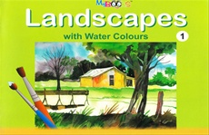 Landscapes with Water Colours 1