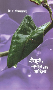 Sanskruti Samaj Ani Sahitya