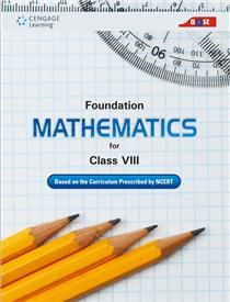 Foundation Mathematics for Class VIII