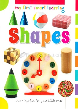 My First Smart Learning Shapes