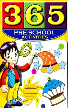 365 Pre School Activities (Yellow)