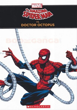 The Amazing Spiderman Vs Doctor Octopus