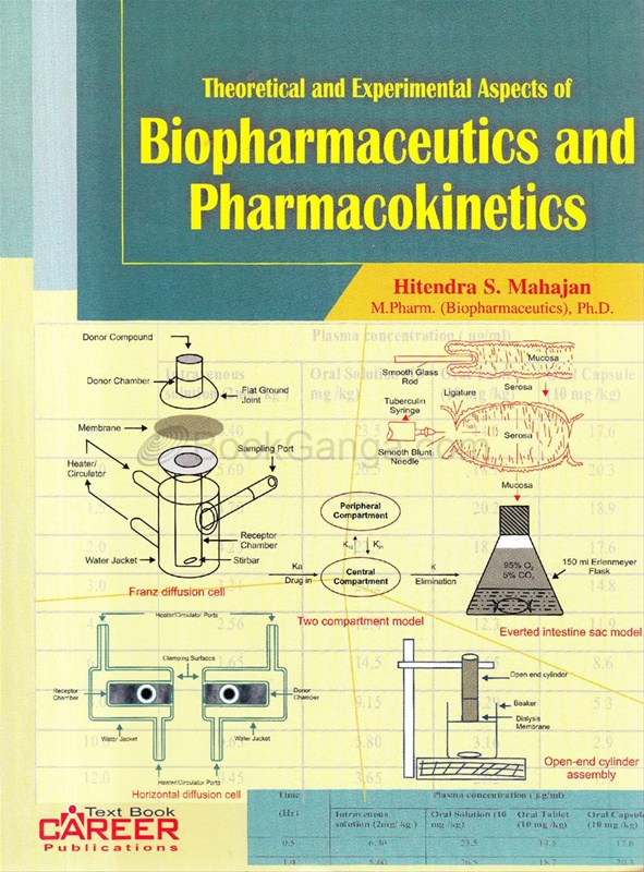 Theoretical And Experimental Aspects Of Biopharmaceutics And Pharmacokinetics (Second Edition)