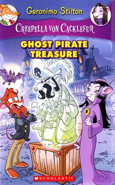 Ghost Pirate Treasure