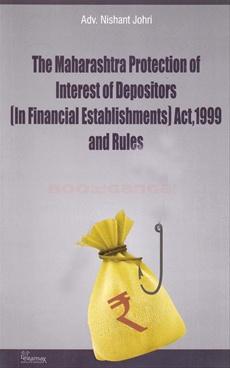 The Maharashtra Protection Of Interest Of depositors
