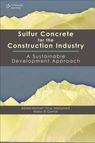 Sulfur Concrete for the Construction Industry (HB)