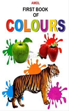 First Book Of Colours