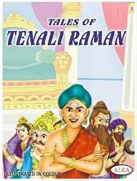 Tales Of Tenali Raman - Alka Publications - BookGanga com