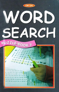 Word Search Puzzle Book 7
