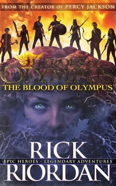 Heroes Of Olympus (book 5): The Blood Of Olympus