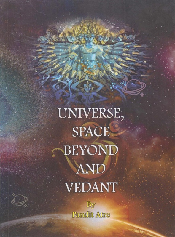 Universe Space Beyond And Vedant