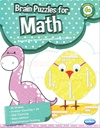 Brain Puzzles For Math 4+