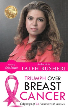 Triumph Over Breast Cancer( Paper Back)