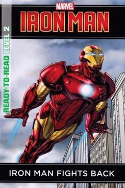 Iron Man Fights Back (Level 2)