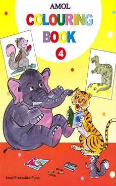 Colouring Book 4