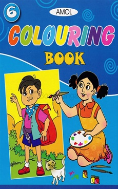 Colouring Book 6