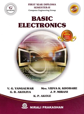 Basic Electronics First Year Diploma Semister II ( G Schem )