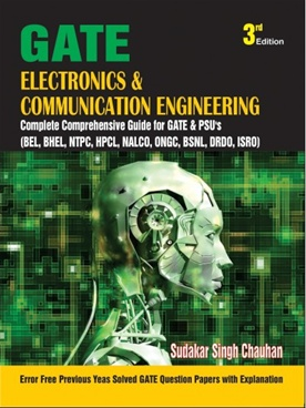GATE in Electronics & Communication Engineering (3rd Ed.)