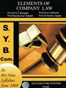 Elements of Company Law S.Y.B.Com