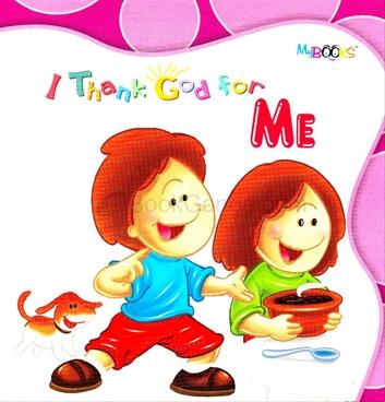 I Thank God for Me