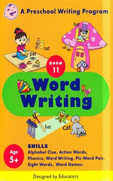 Word Writing Book 11