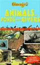 Animals in Ponds and rivers