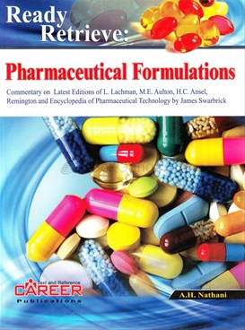 Ready Retrieve : Pharmaceutical Formulations