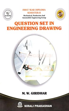 Question Set In Engineering Drawing Sem.II