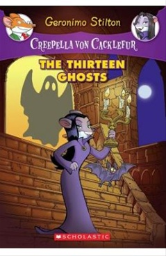 Creepella Von Cacklefur The Thirteen Ghosts