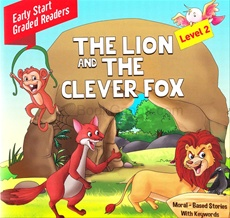 The Lion And The Clever Fox - Level 2