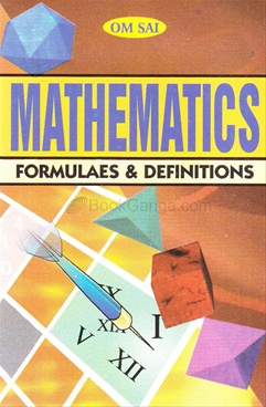 Mathematics Formulaes & Definitions