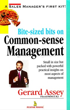 Bite-Sized Bits On Common-Sense Management
