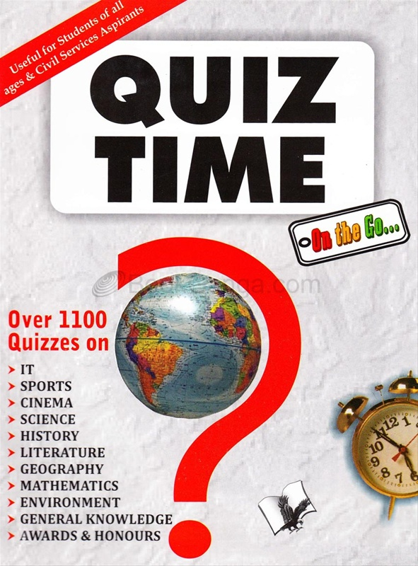 Quiz Time - On The Go ...