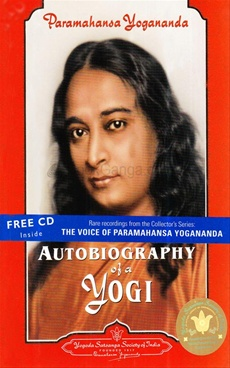 AUTOBIOGRAPHY OF A YOGI WITH CD