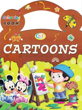 Colouring Book - Cartoons