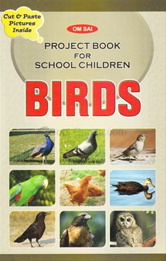 Project Book For School Children - Birds