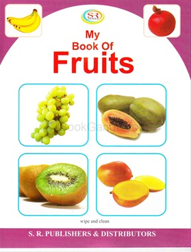 My Book Of Fruits