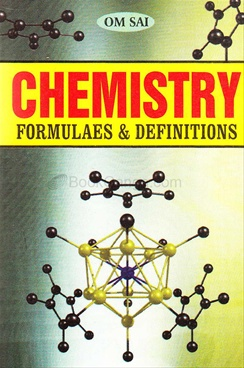 Chemistry Formulaes & Definitions