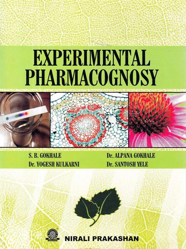 Experimental Pharmacognosy