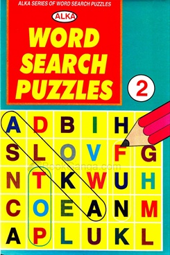 Word Search Puzzles - 2