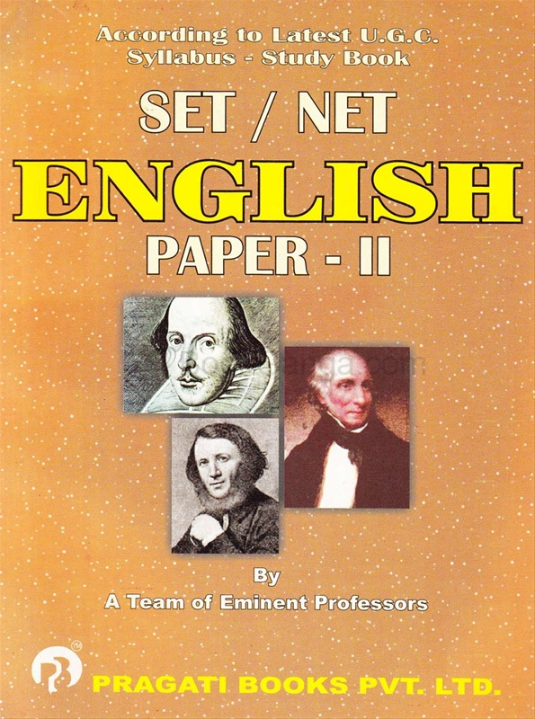 Set/Net English Paper II