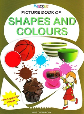 Picture Book Of Shapes And Colours