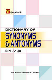 Bookganga creation publication distribution dictionary of synonyms antonyms not in stock this book fandeluxe Images