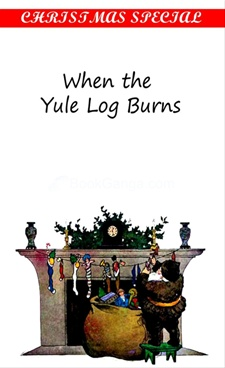 When the Yule Log Burns