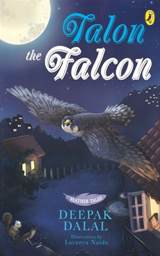Talon the Falcon