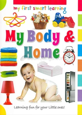 My First Smart Learning My Body & Home