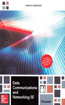 Data Communications And Networking 5 E