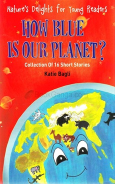 How Blue Is Our Planet
