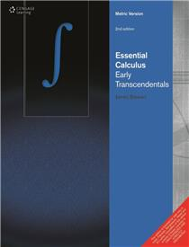 Essential Calculus - Early Transcendentals : 2nd Edition